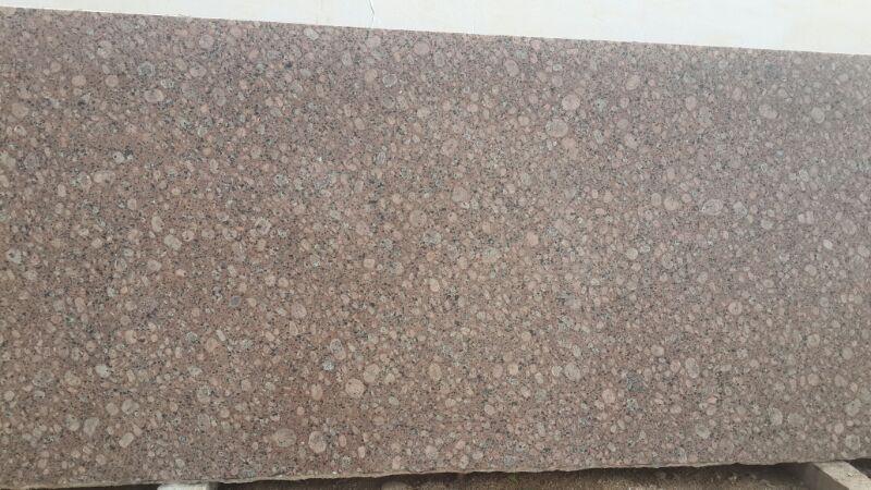Copper Brown Granite : Copper silk brown